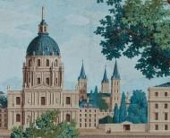 Monuments de Paris polychrome . 1812 - - Le Grand Siècle