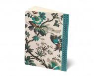 Cahier A5 . Fleurs de fantaisie . 1799