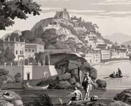 Vues d'Italie monochrome . 1823 - - Le Grand Siècle