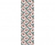 Domino wallpaper Terracotta Ribbon . 1799