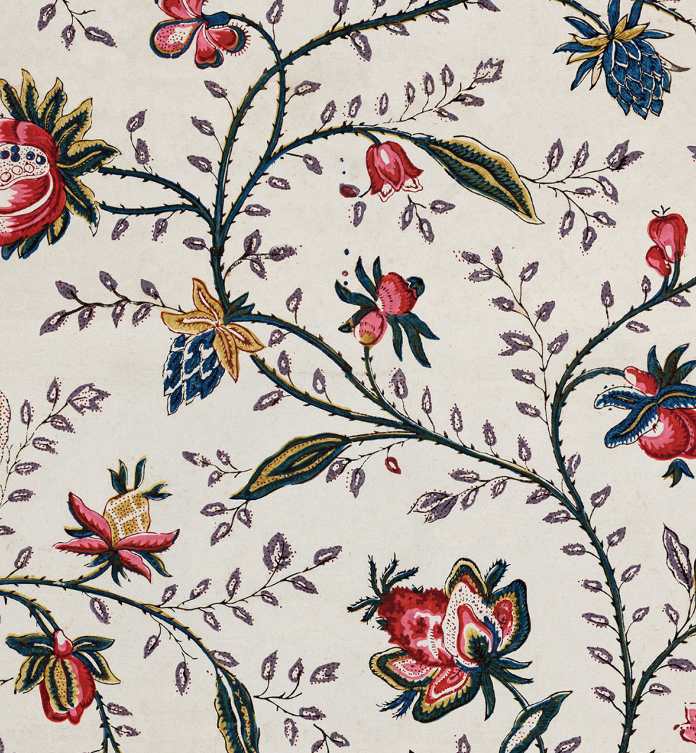 Decorative wallpaper Jasmine . 1799