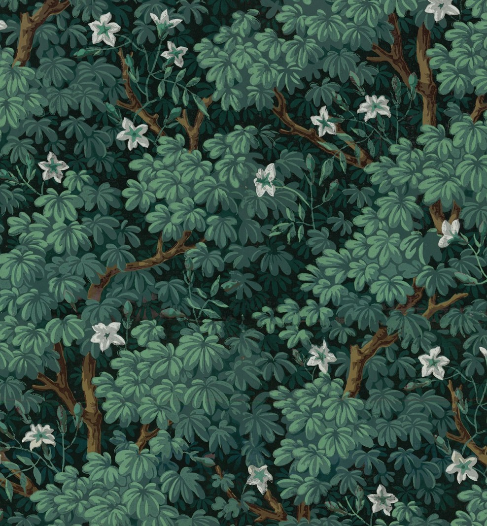 Papier décor Jasmin . 1799