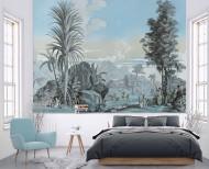 Paul and Virginie azure blue . 1824 - - Le Grand Siècle